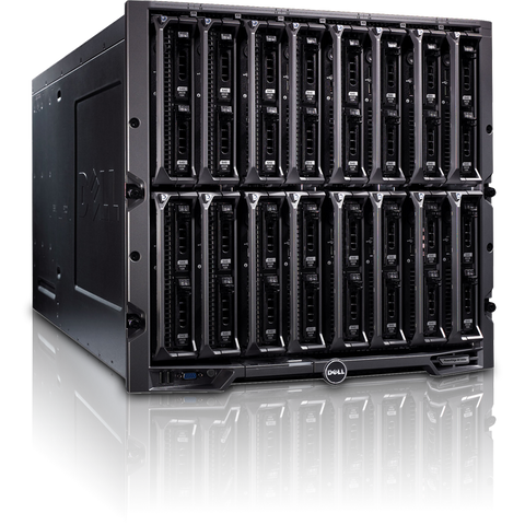 Dell PowerEdge M1000e Blade Chassis