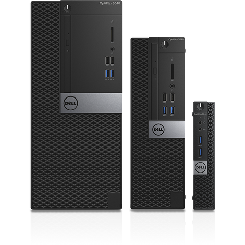 OptiPlex 3040 Desktops