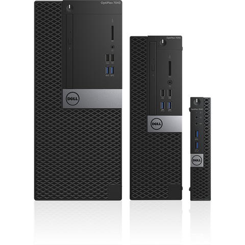OptiPlex 7040 Desktops