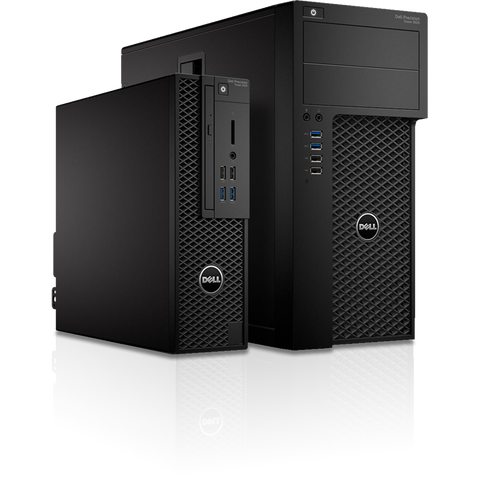 Dell Precision T3420 & T3620 Workstations