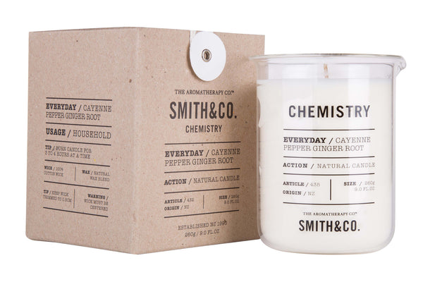 Smith & Co Chemistry Candle