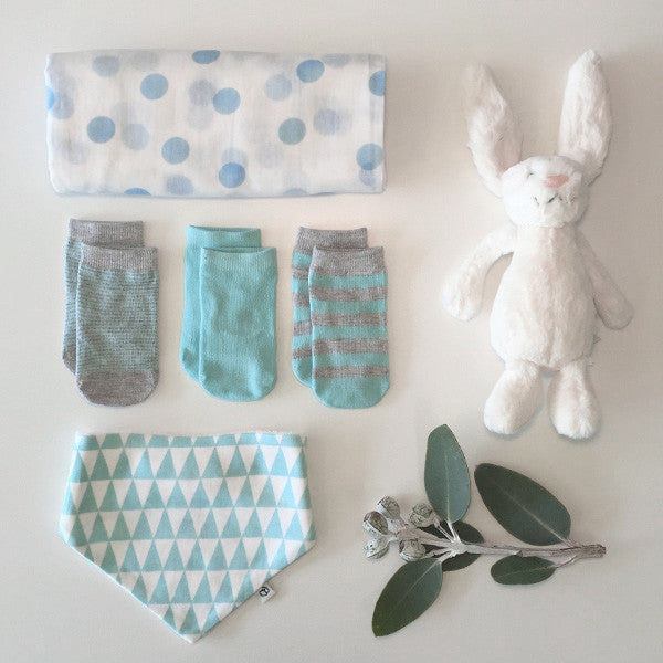 Baby Hamper - Blue