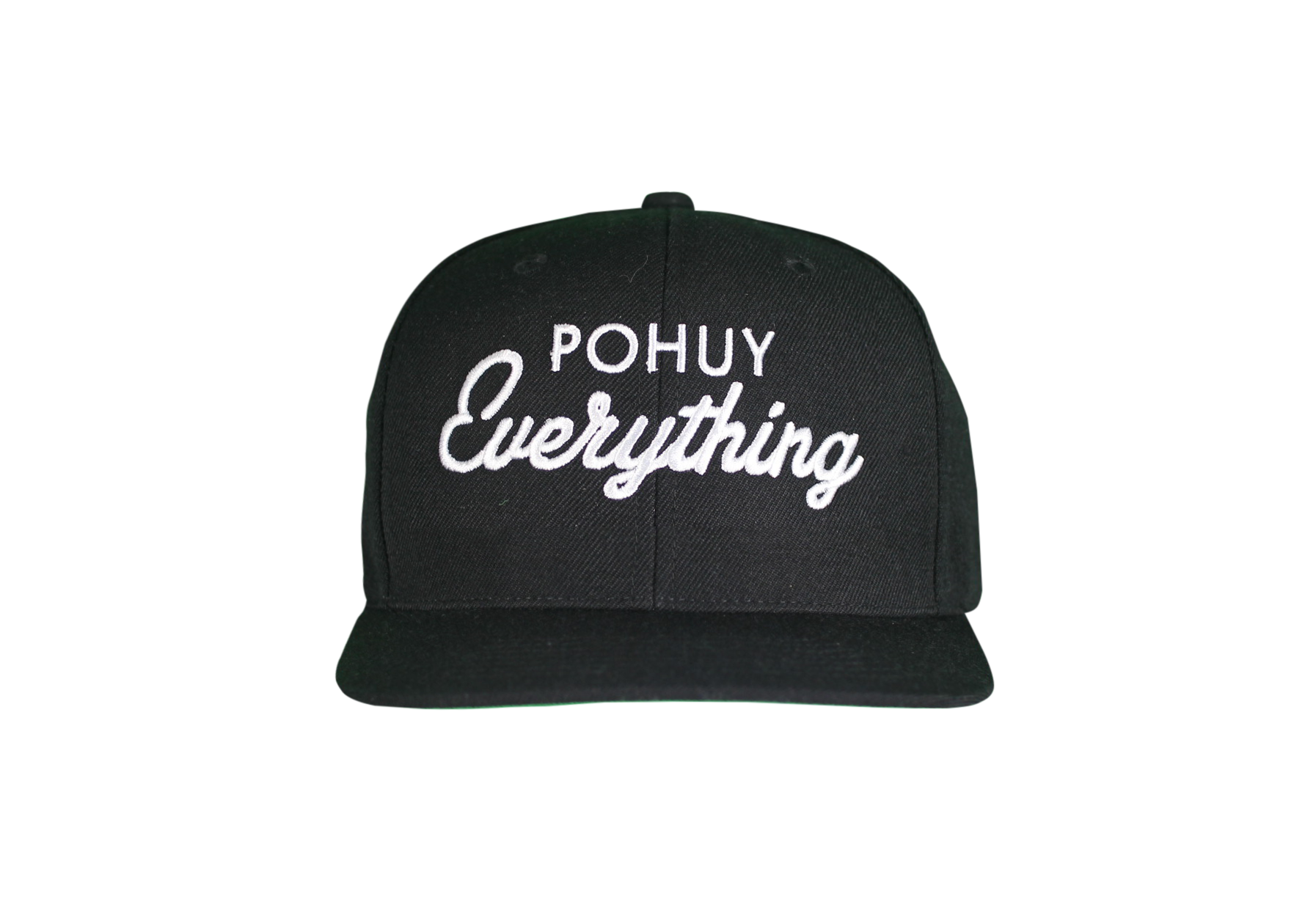 25a1a9c05272 Pohuy Everything Snapback – pohuynyc