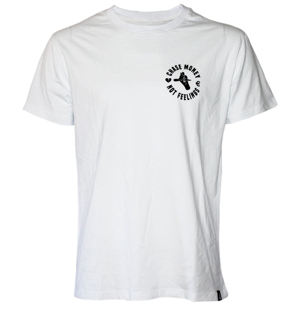 Pohuy Chase Money Tee White