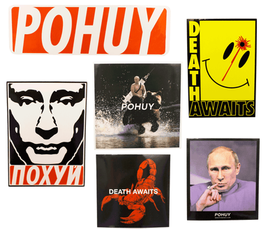 Pohuy Sticker Pack 01
