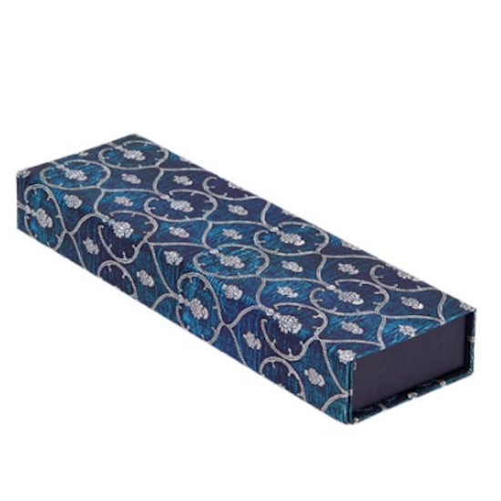 Blue Velvet Pencil Case Paperblanks