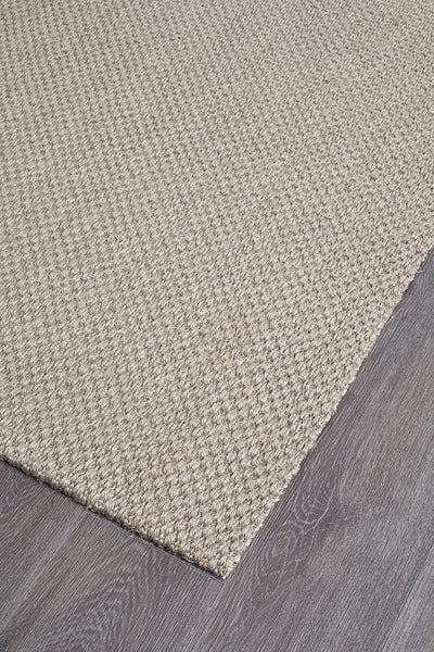 Eco Sisal Tiger Eye Grey Rug