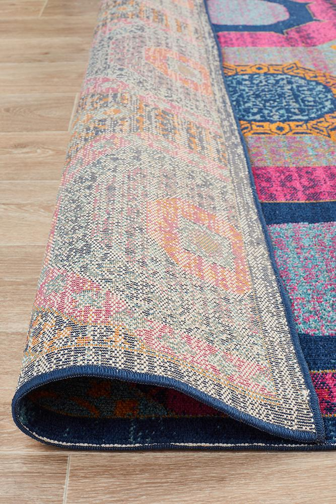Eternal Whisper Dots Multi Rug