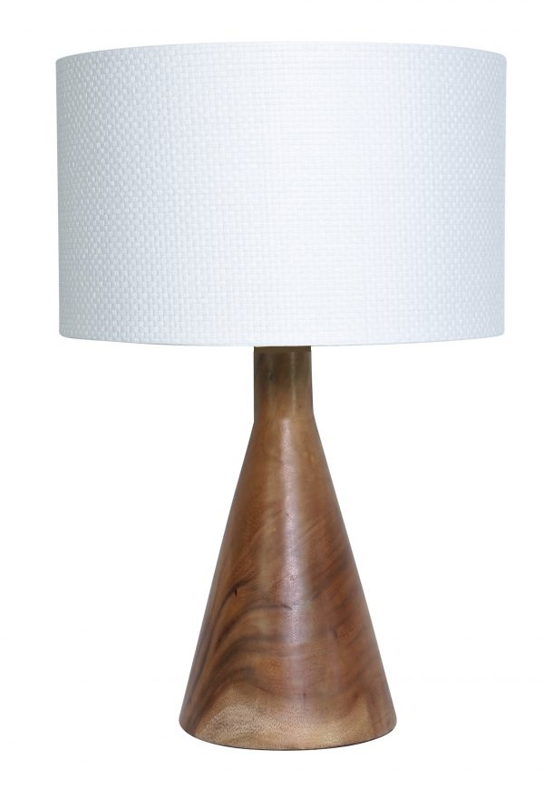 Edge Lamp Tall Natural