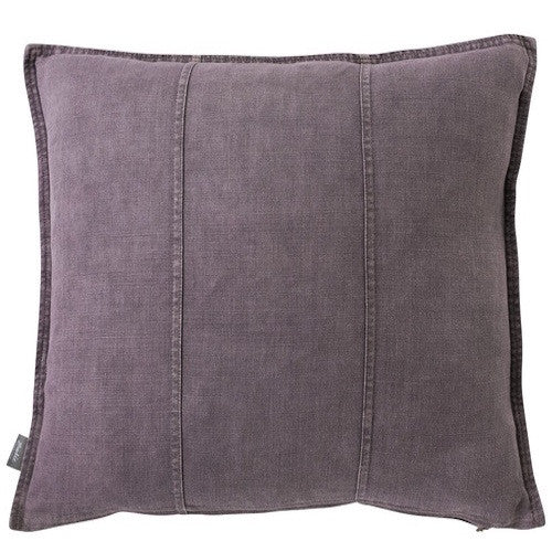 LUCA Cushion Aubergine