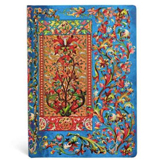 Florentine Delphine Midi Lined Flexible Notebook Paperblanks