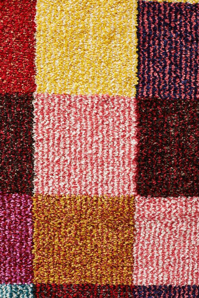 Gemini Modern 505 Multi Coloured Rug