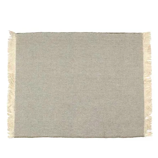 Heidi Placemats Set/2 Taupe