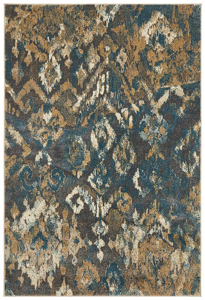 Medina Julia Urban Stunning Rug Blue Grey