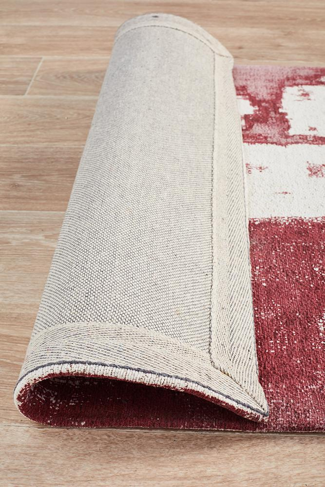 Magnolia 11 Rose Runner Rug