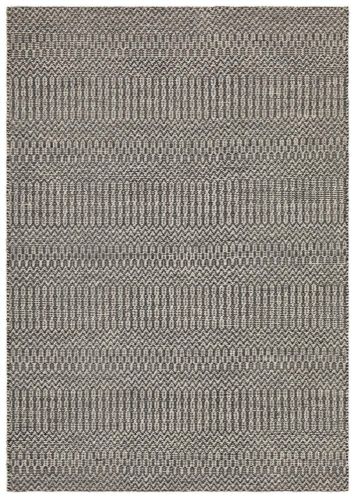 Miller Rhythm Tune Grey Rug