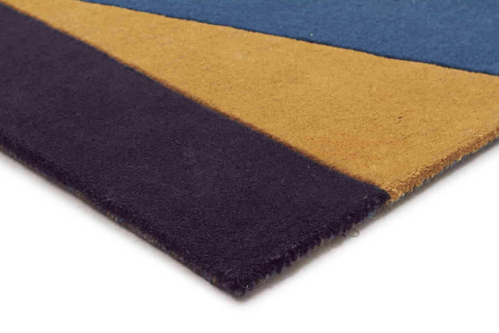 Matrix Pure Wool Safari Runner Rug