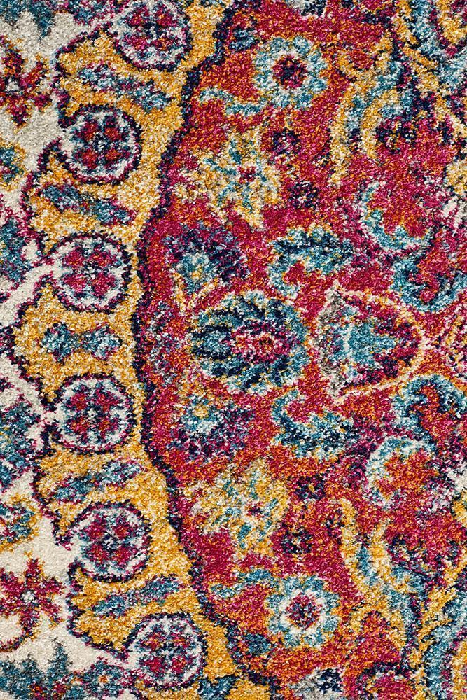 Museum Shelly Rust Rug