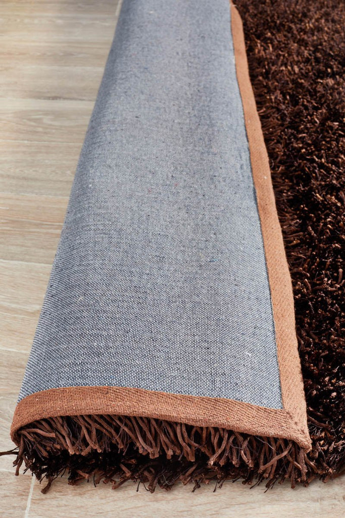 Orlando  Collection Chocolate Rug
