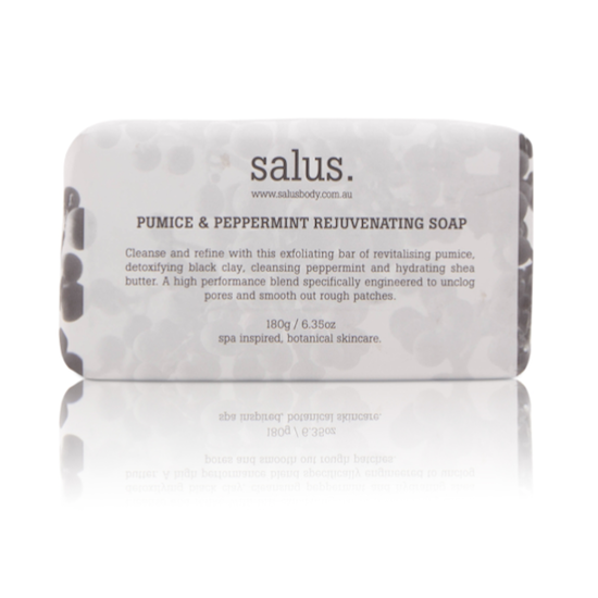 Salus Pumice and Peppermint Soap