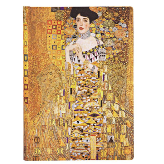 Klimt Adele Lined Midi Notebook Paperblanks