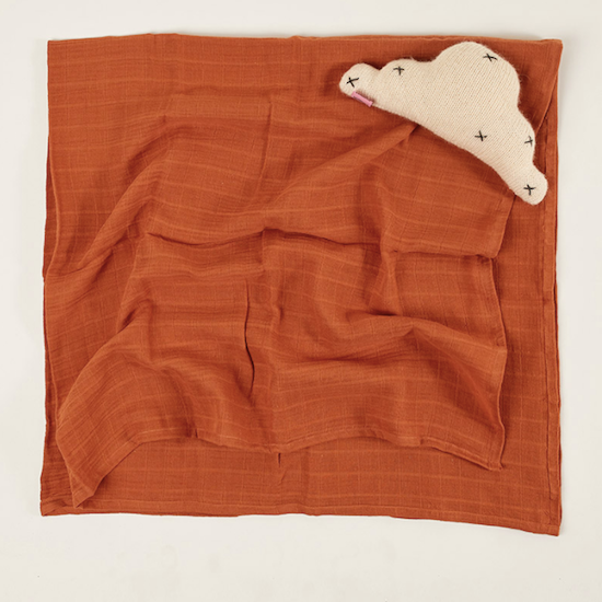 Saarde Light Blanket/ Baby Muslin