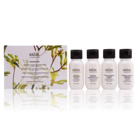 Salus Holiday Set Limited Edition