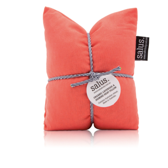 Salus Organic Lavender and Jasmine Heat Pillow