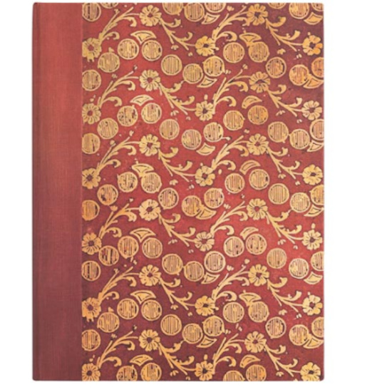 The Waves (Vol 4) Virginia Woolf, Ultra Lined  Notebook Paperblanks