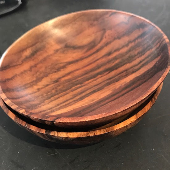 Wooden Bowl Medium