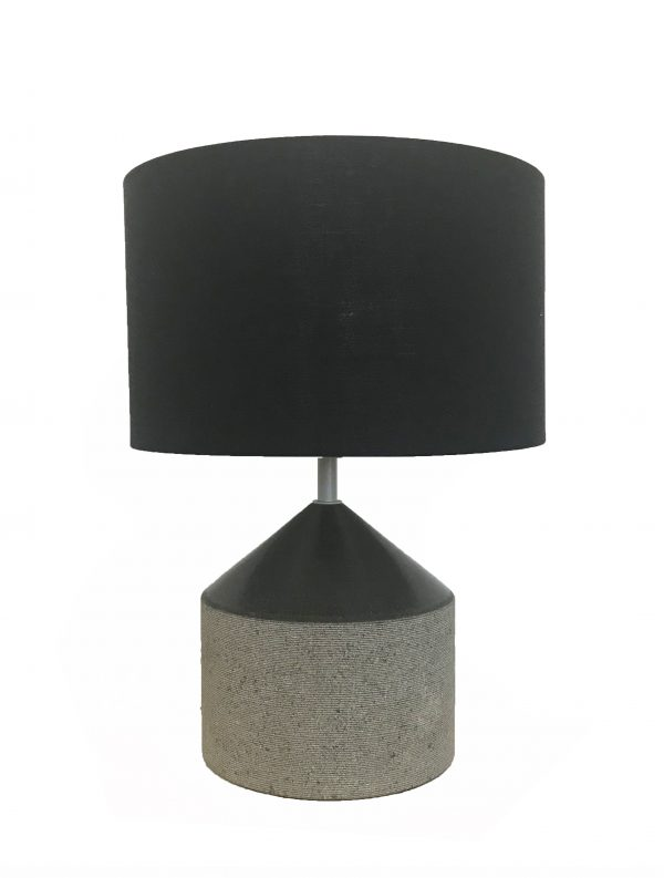 Anders Stone Lamp Medium