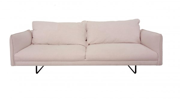 Millicent Sofa Tawny Pink