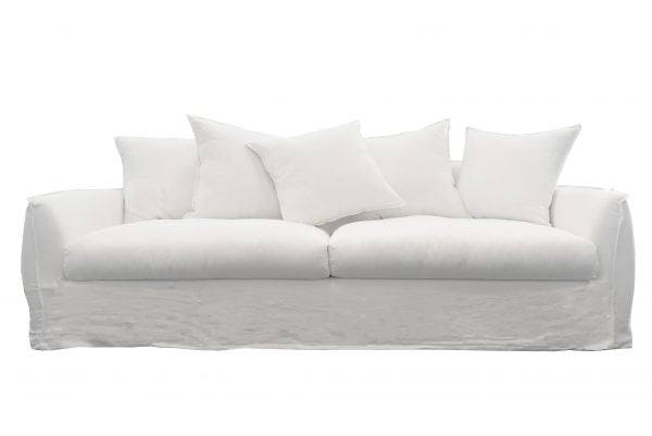 Melanie Sofa Winter White
