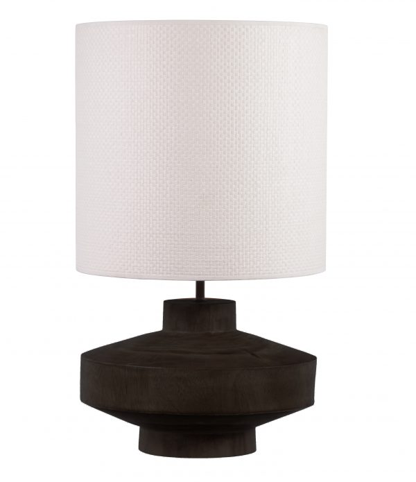 Circa Lamp Large Black