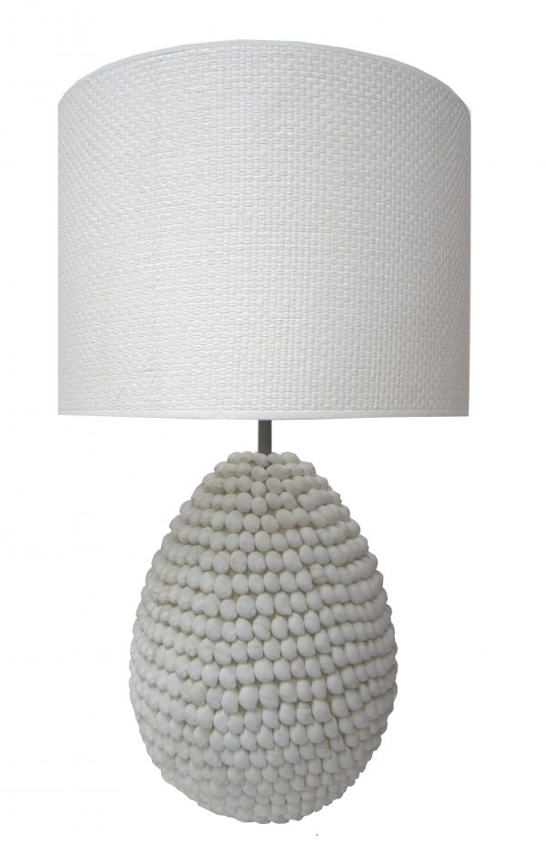 Chloe Shell Lamp Small