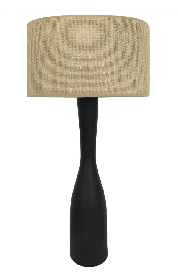 Callum Table Lamp Black
