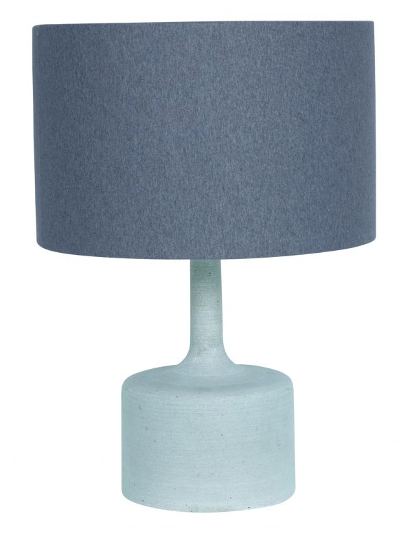 Esher Lamp Small Pale Blue