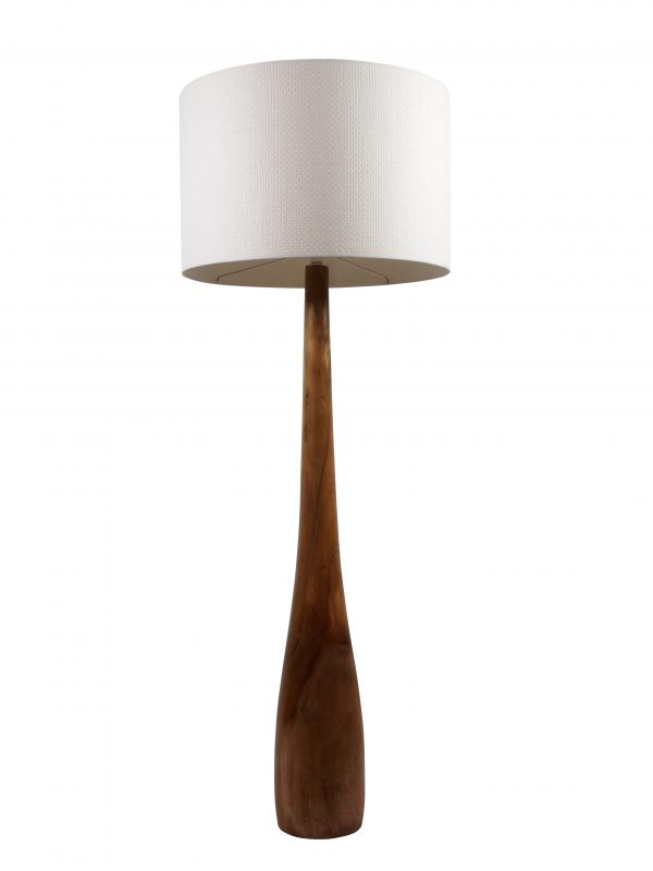 Ella Floor Lamp Natural