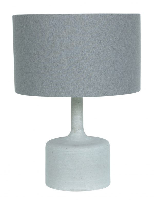 Esther Lamp Small Grey