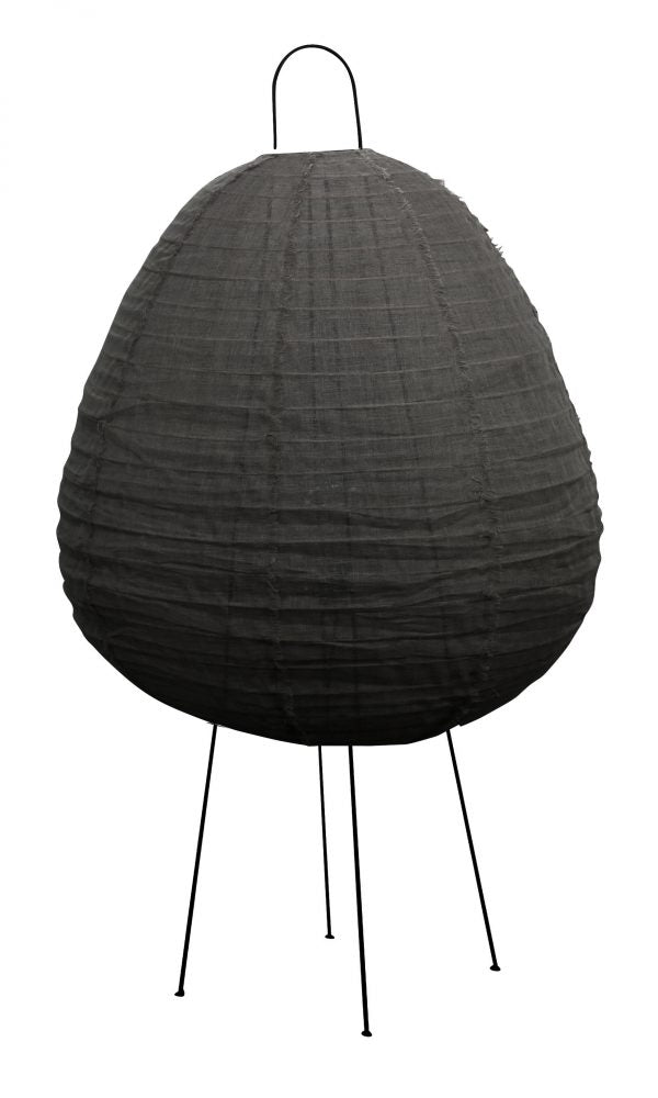 Nendo Lamp Large Carbon