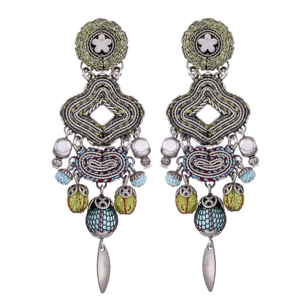 Alayabar Stellar Earrings