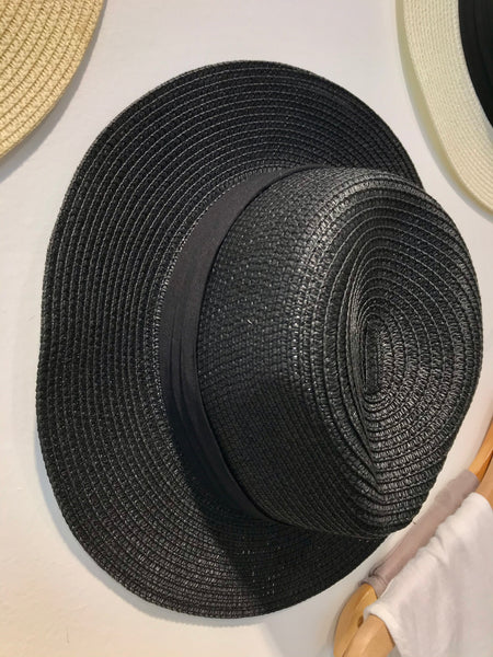 Hat Black - Adult