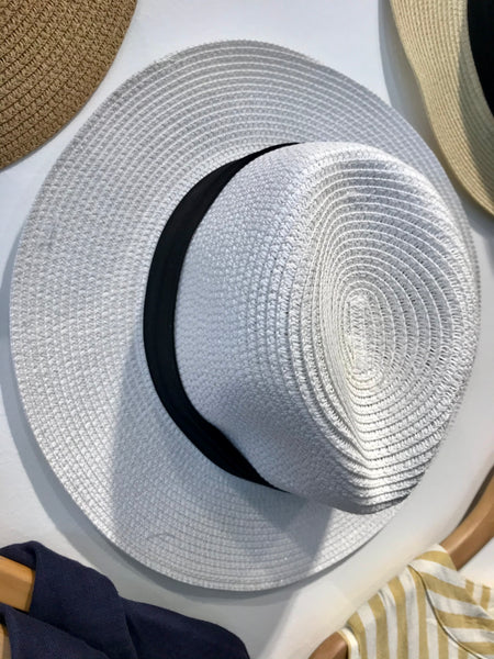 Hat White - Adult