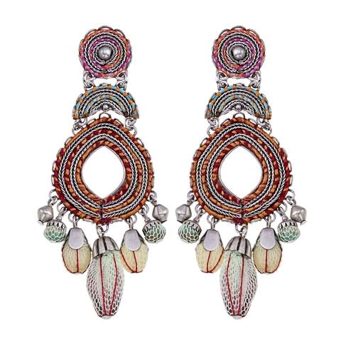Alayabar Family Jewel Earring
