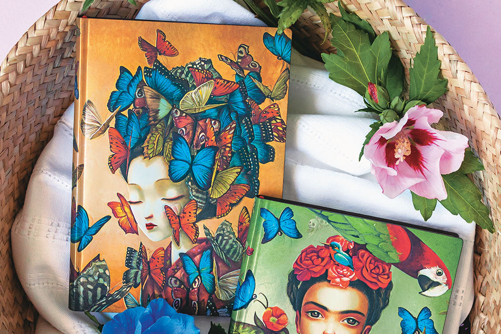 Paperblanks Notebook Madame Butterfly