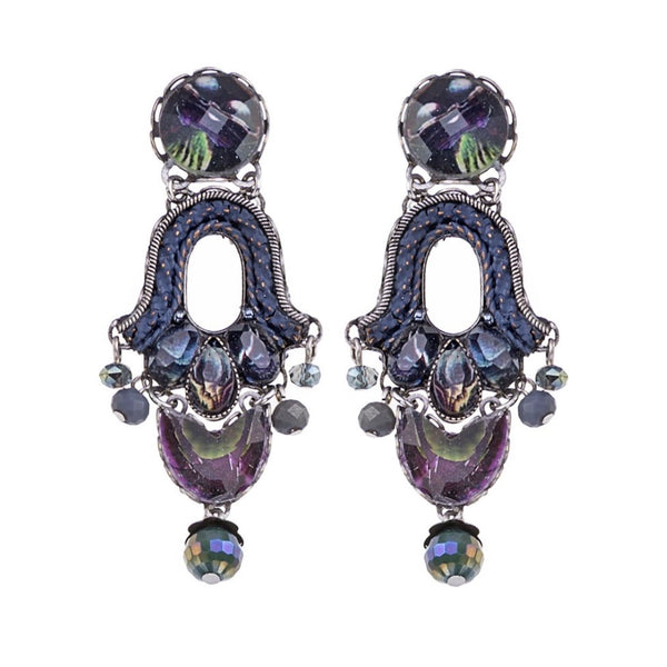 Alayabar Rainforest Toledo Earring