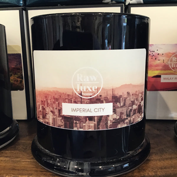 Rawluxe Signature Candle