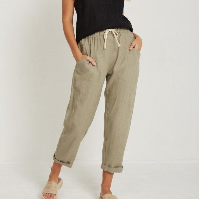 Little Lies Luxe Pants