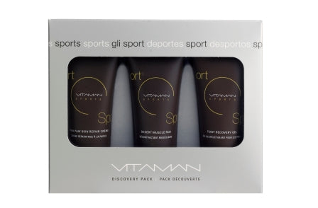 Beautique Maven: Vitaman Sports Discovery Pack