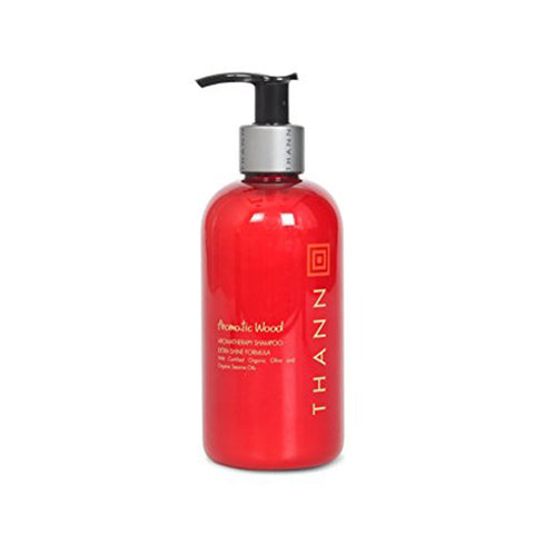 Aromatic Wood Shampoo Extra Shine 250ml - THANN
